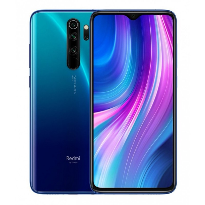 Xiaomi Redmi Note 8 Pro 6/64GB Ocean Blue (Синий) Global Version