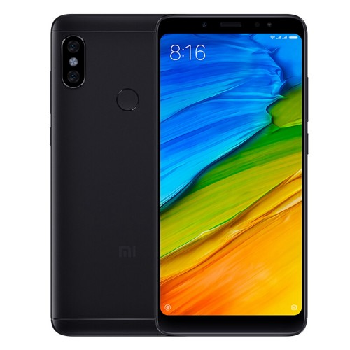 Xiaomi Redmi Note 5 4+64GB Black (Черный) Global Version