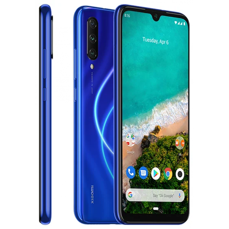 Xiaomi Mi A3 4/64Gb Not just Blue (Синий) Global Version