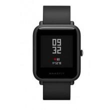 Умные фитнес-часы Xiaomi Amazfit Bip Black (Черный)