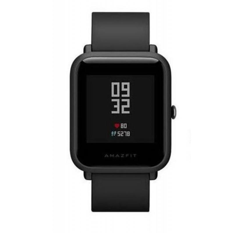 Умные часы Xiaomi Amazfit Bip Black (Черный)