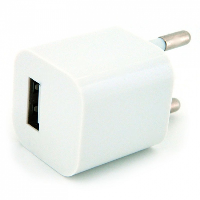 Блок зарядного устройства (1A) USB