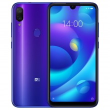Xiaomi Mi Play 4/64Gb Blue (Синий) Global Version