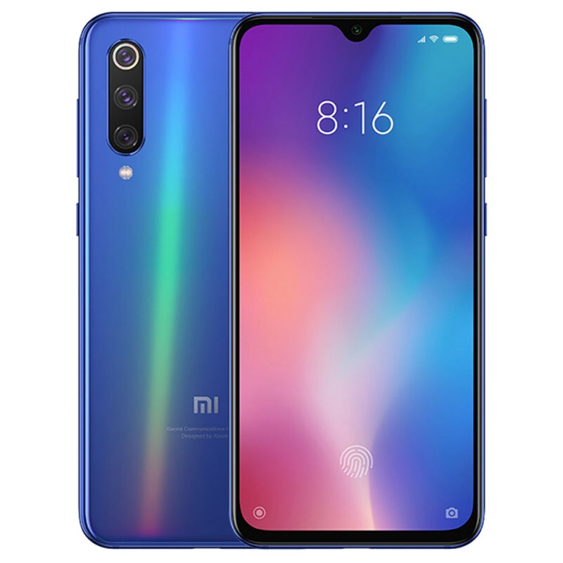 Xiaomi Mi 9 SE 6/128Gb Blue (Синий)  Global Version