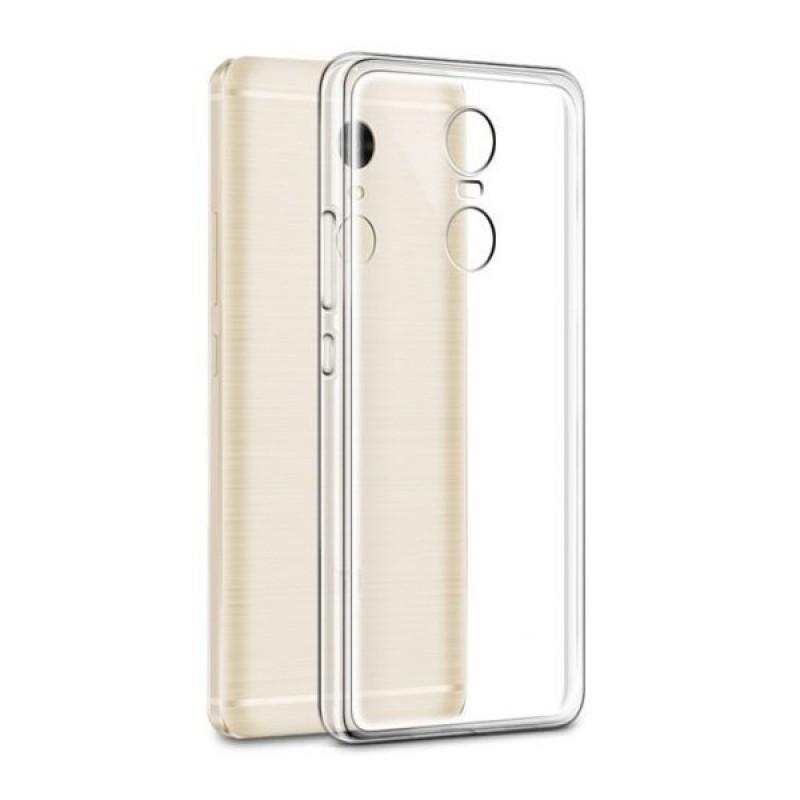 Силиконовый чехол для Xiaomi redmi note 4/4x