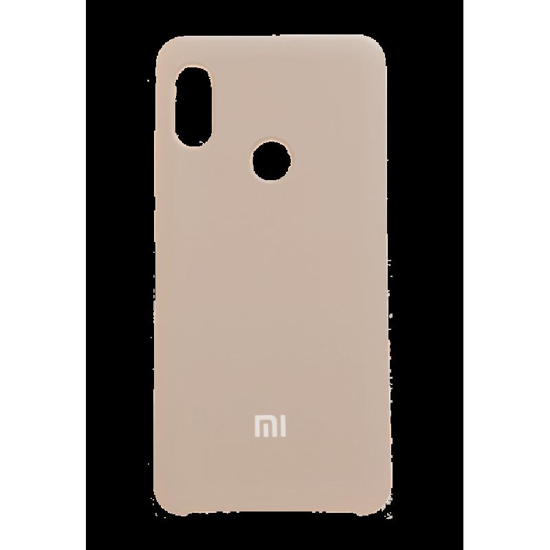 "Силиконовый чехол ""Silicone Cover"" для Xiaomi redmi note 5"