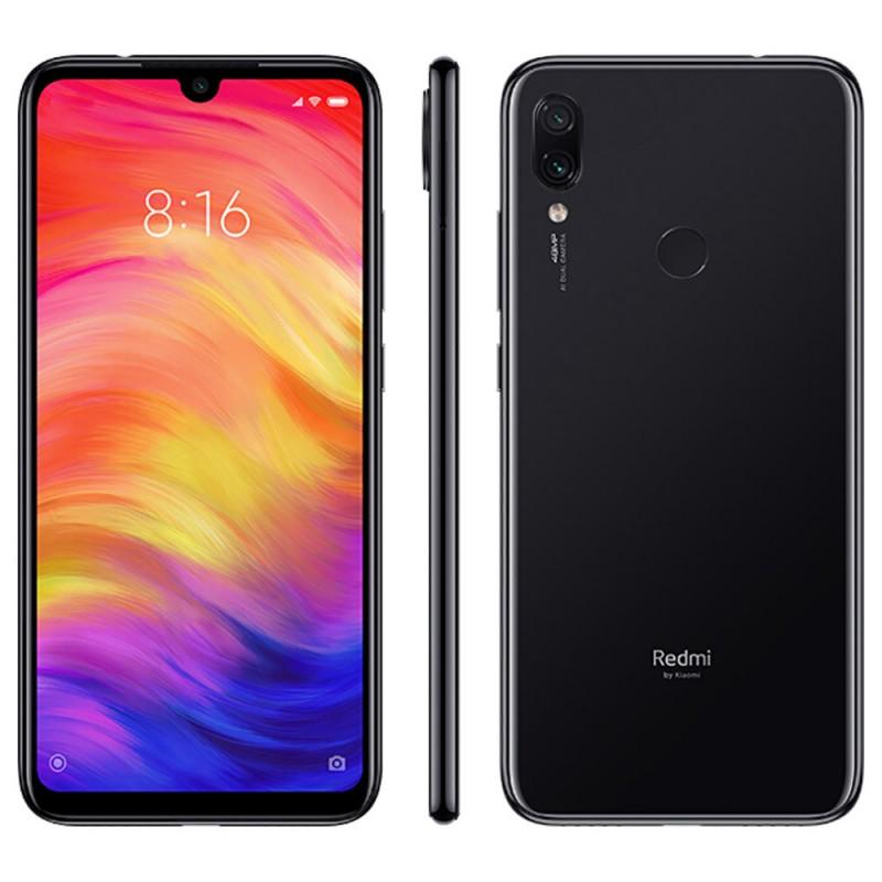 Xiaomi Redmi Note 7 3/32GB Space Black (Черный) Global Version