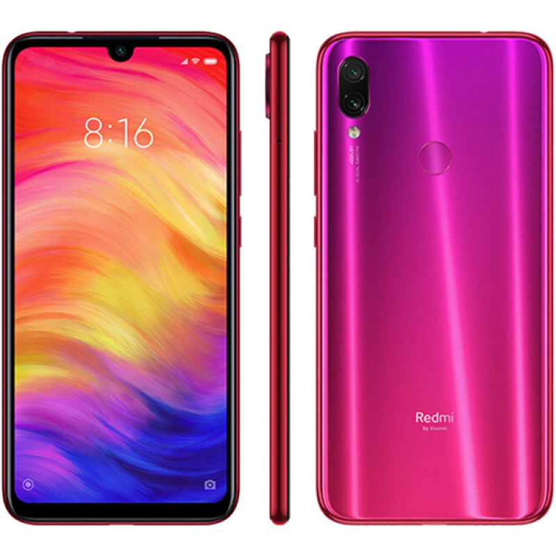 Xiaomi Redmi Note 7 4/64GB Red (Красный) Global Version