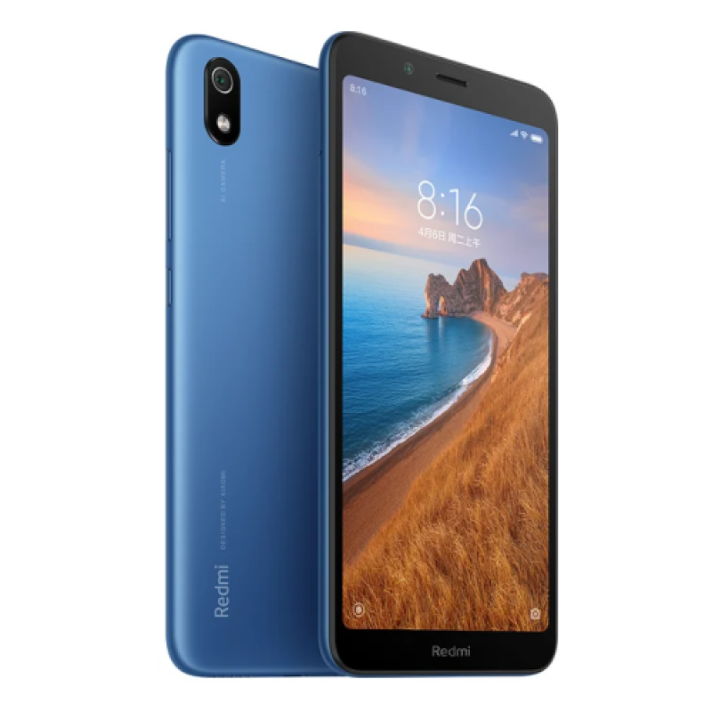 Xiaomi Redmi 7A 16Gb Blue (Синий) Global Version