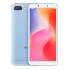 Xiaomi Redmi 6 3/32Gb Blue (Голубой) Global Version