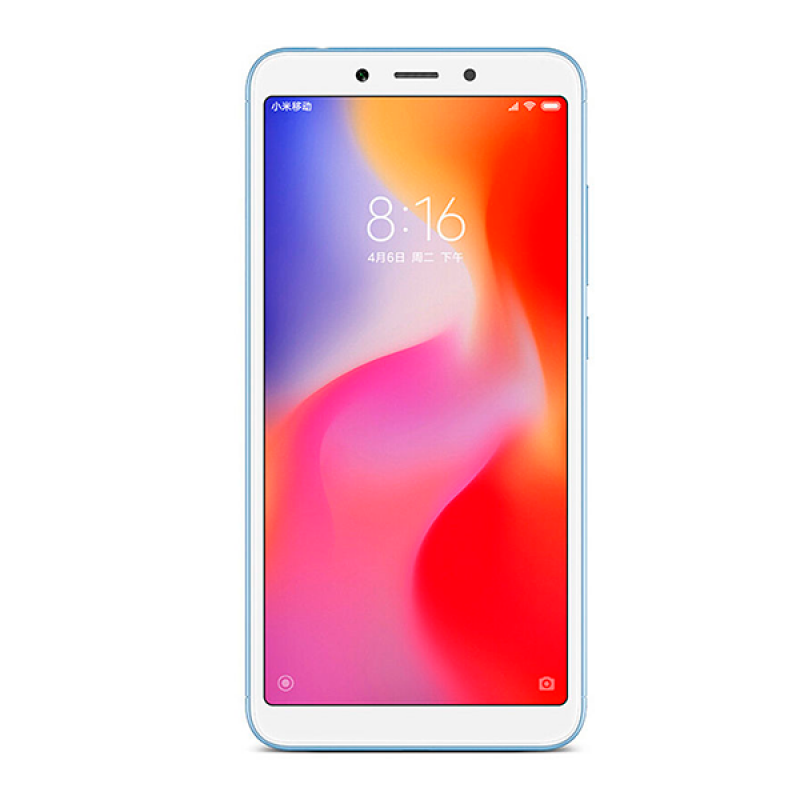 Xiaomi Redmi 6 4/64Gb Blue (Голубой) Global Version