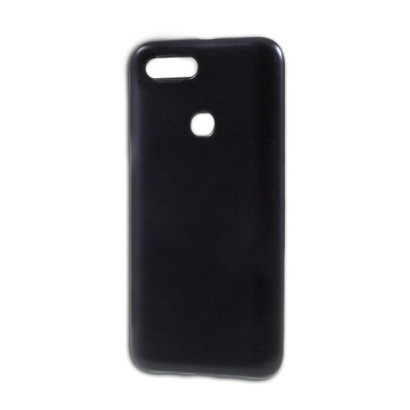 """Силиконовый чехол """"ТПУ"""" черный для Xiaomi redmi 6"""