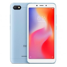 Xiaomi Redmi 6A 16Gb Blue (Голубой) Global Version