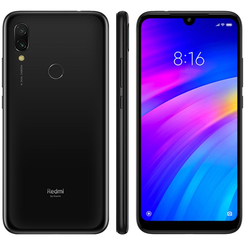 Xiaomi Redmi 7 3/64Gb Black (Черный) Global Version