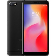 Xiaomi Redmi 6A 2/32Gb Black (Черный) Global Version