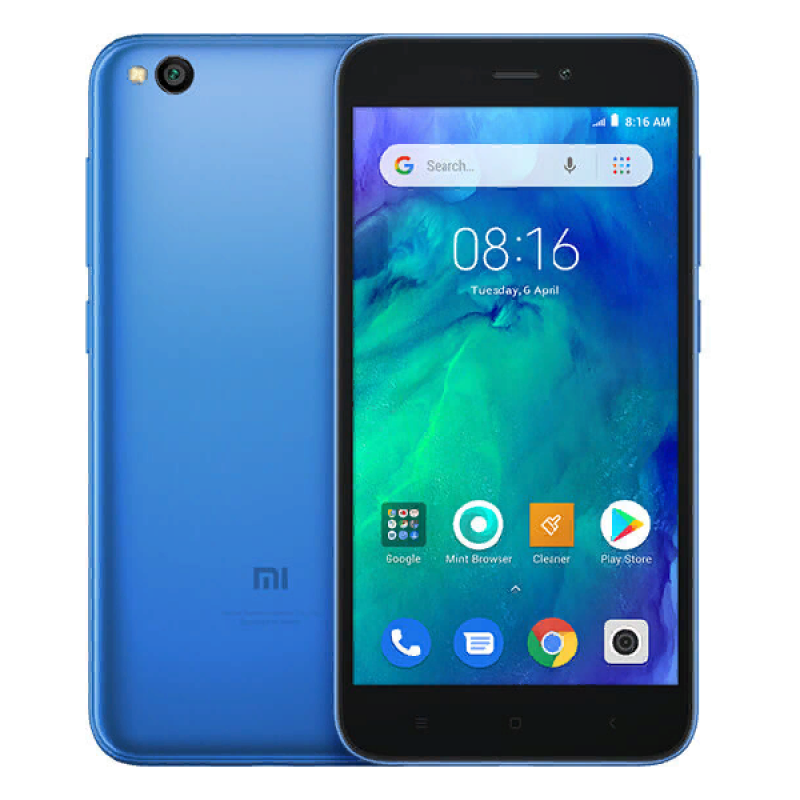 Xiaomi Redmi Go 1/8Gb Blue (синий) Global Version